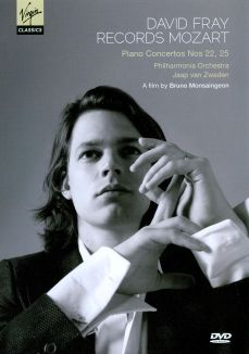 David Fray: Mozart - Concertos Nos. 22, 25