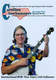 Carolina Clawhammer, Lesson Two: Round Peak