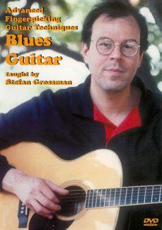 Advanced Fingerpicking Guitar Techniques: Blues Guitar
