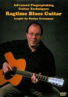 Advanced Fingerpicking Guitar Techniques: Ragtime Blues Guitar