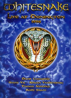 Whitesnake: Live at Donington 1990