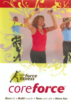 Anni's Force Fitness: Core Force