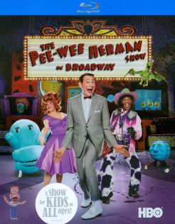 The Pee-wee Herman Show on Broadway