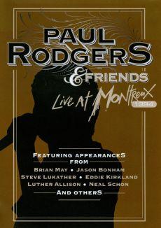 Paul Rodgers & Friends: Live at Montreux 1994