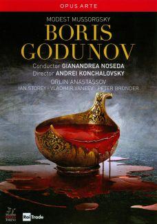 Boris Godunov: Teatro Regio di Torino