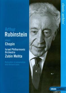 Classic Archive: Arthur Rubinstein Plays Chopin