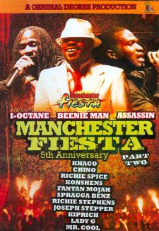 Manchester Fiesta: 5th Anniversary, Part 2