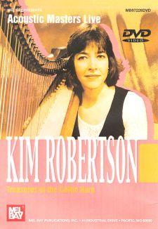 Kim Robertson: Treasures of the Celtic Harp
