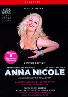 Anna Nicole from the Royal Opera House