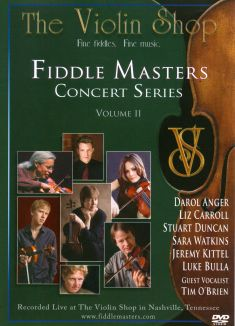 Fiddle Masters Concert Series, Vol. 2: The Violin Shop