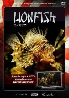 Plasma Art: Lionfish