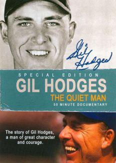 Gil Hodges: The Quiet Man