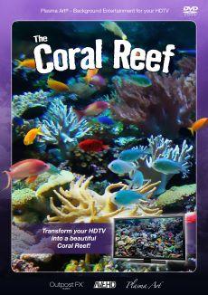 Plasma Art: The Coral Reef
