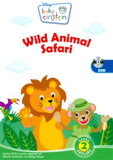 Baby Einstein: Wild Animal Safari