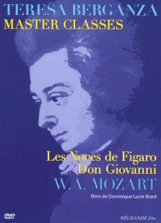 Teresa Berganza Master Classes: W.A. Mozart - Les Noces de Figaro/Don Giovanni