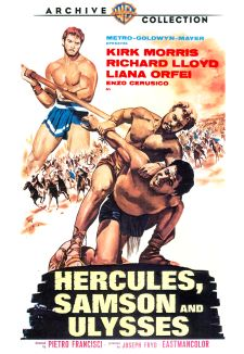 Hercules, Samson and Ulysses