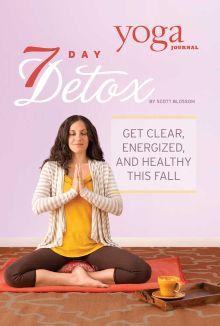 Yoga Journal: 7 Day Detox