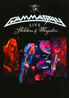 Gamma Ray: Live - Skeletons & Majesties