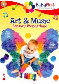 BabyFirst: Art and Music - Sensory Wonderland