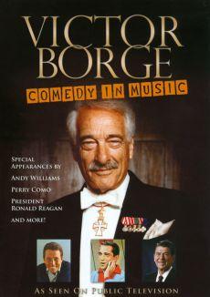 Victor Borge: Comedy in Music!