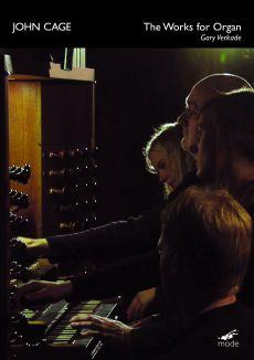 Gary Verkade: John Cage - The Works for Organ