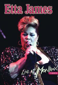 Etta James: Live at Montreux 1993