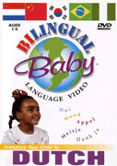 Bilingual Baby: Dutch
