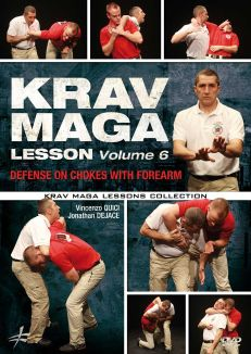 Krav Maga Lesson, Vol. 6: Defense on Chokes with Forearm