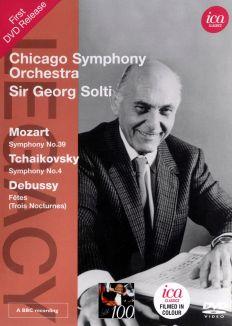 Chicago Symphony Orchestra/Sir Georg Solti: Mozart/Tchaikovsky/Debussy