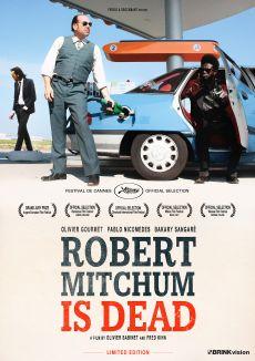 Robert Mitchum Is Dead