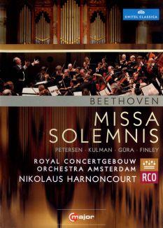 Royal Concertgebouw Orchestra Amsterdam/Nikolaus Harnoncourt: Beethoven - Missa Solemnis