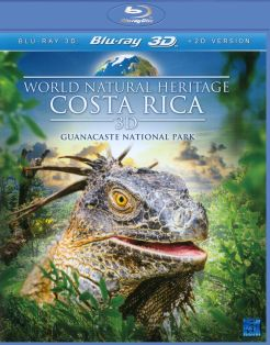 World Natural Heritage: Costa Rica 3D - Guanacaste National Park