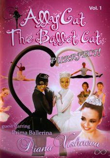 Allycat the Ballet Cat, Vol. 1