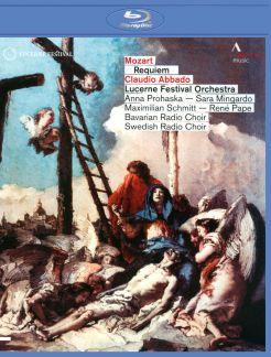 Claudio Abbado/Lucerne Festival Orchestra: Mozart - Requiem