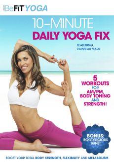 BeFit Yoga: 10-Minute Daily Yoga Fix