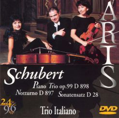 Schubert: Trio Italiano - Sonata for Piano in B Flat