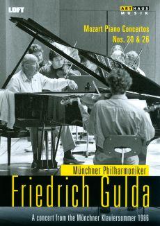 Friedrich Gulda: Mozart - Piano Concertos