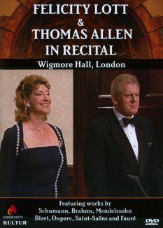 Felicity Lott & Thomas Allen: In Recital - Wigmore Hall, London