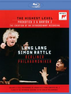 Lang Lang/Simon Rattle/Berliner Philharmoniker: The Highest Level - Prokofiev 3 and Bartok 2