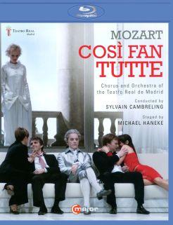 Cosi Fan Tutte (Teatro Real de Madrid)
