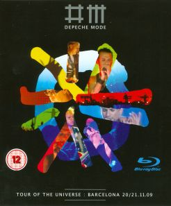 Depeche Mode: Tour of The Universe- Live in Barcelona