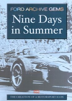 Ford Archive Gems: Nine Days in Summer