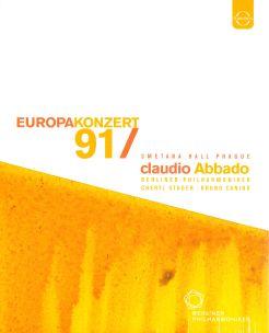 Europa Konzert 91: Smetana Hall Prague