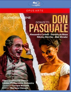 Don Pasquale from Glyndebourne Festival