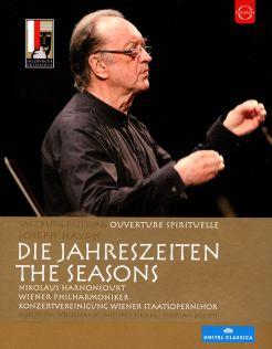 Nikolaus Harnoncourt/Wiener Philharmoniker: Joseph Haydn - Die Jahreszeiten/The Seasons