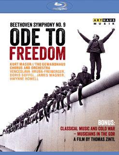 Kurt Masur Conducts Beethoven's Symphony No. 9