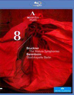 Barenboim/Staatskapelle Berlin: Bruckner - The Mature Symphonies, No. 8