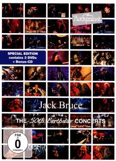 Rockpalast: Jack Bruce - The 50th Birthday Concerts