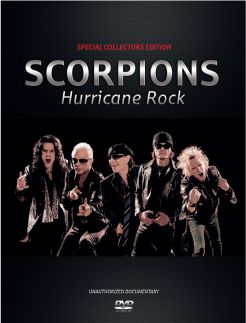 Scorpions: Hurricane Rock - Unauthorized Documentary