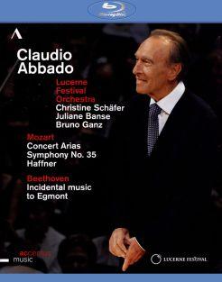Claudio Abbado/Lucerne Festival Orchestra: Mozart/Beethoven